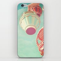 carnival iPhone & iPod Skins featuring Carnival  by Scarlett Ella