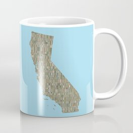 California Collage Coffee Mug