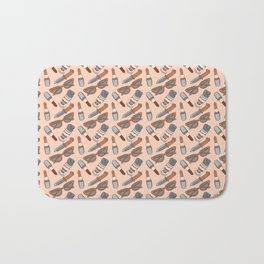 Danger Purse Bath Mat