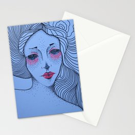 NIGHT VIGIL Stationery Cards