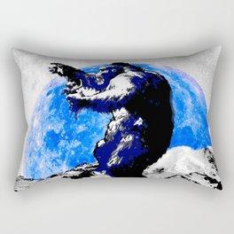 KING KONG: I'M PRETTY SURE IT'S LOVE! Rectangular Pillow