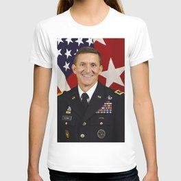 Lt. Gen. Michael T. Flynn T-shirt