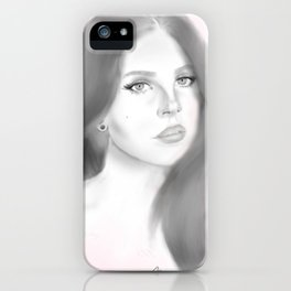 Del Rey iPhone Case