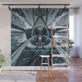 Geometric Art - FREEZE Wall Mural