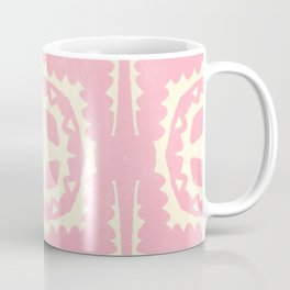 sayulita, pink Coffee Mug
