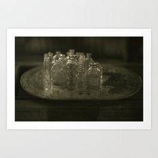 Elixirs Art Print