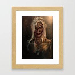 Cairaha Spirit of Death Framed Art Print