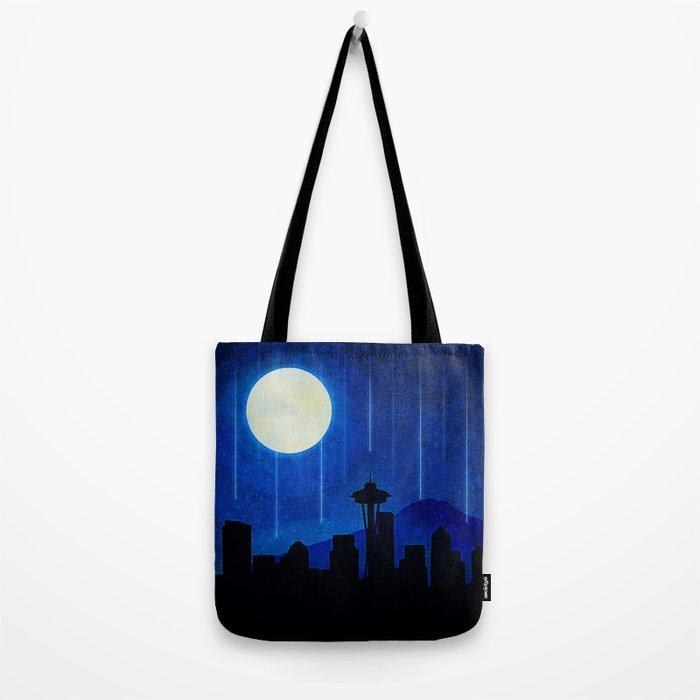 Sleepless Seattle Tote Bag