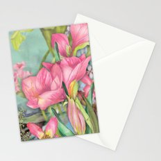 Macro Flower #21 Stationery Cards
