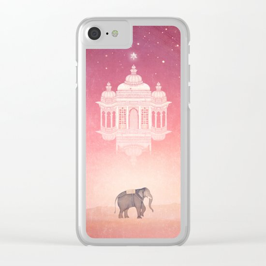 The Far Pavilions Clear iPhone Case