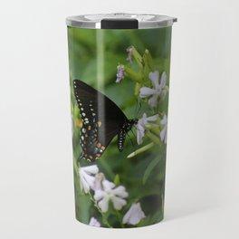 Spicebush Swallowtail Travel Mug