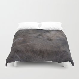 The_BLACK_WOOD Duvet Cover