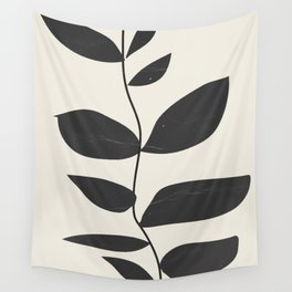 minimal plant Wall Tapestry