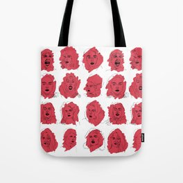 SCREAM QUEENS Tote Bag