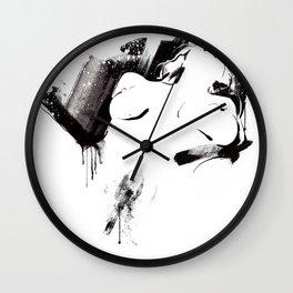 Nude Beauty #3 Wall Clock
