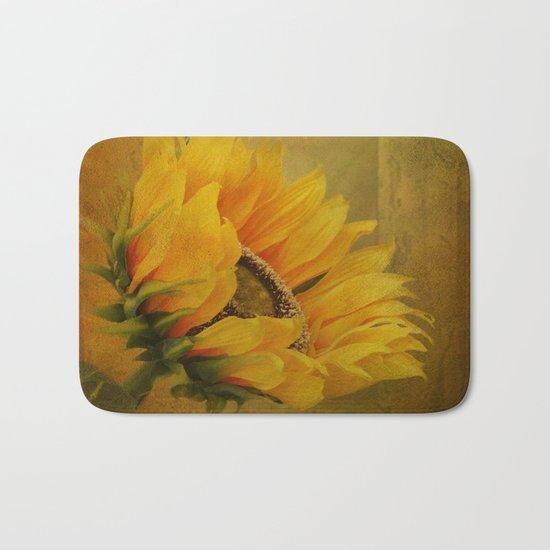 Sunflower Magic Bath Mat