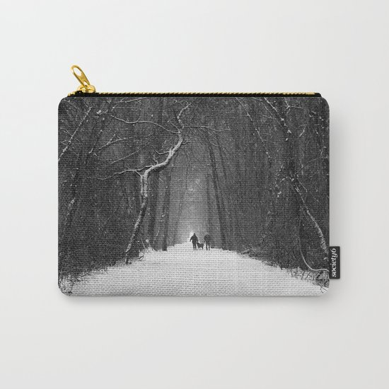 Snow White Morning Carry-All Pouch