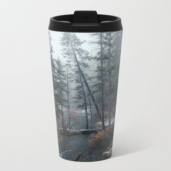 Canmore Metal Travel Mug