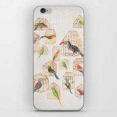 Architectural Aviary iPhone & iPod Skin