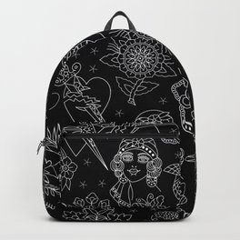 Tattoo Flash Backpack Backpack