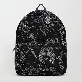 Tattoo Flash Backpack Backpack