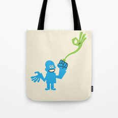 ENERGY RING Tote Bag