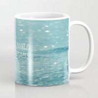 custom Mugs featuring Custom Dreams by Alice Gosling