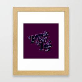 FML Framed Art Print