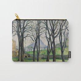 Paul Cezanne - Chestnut Trees at Jas de Bouffan Carry-All Pouch