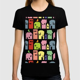 Little houses T-shirt