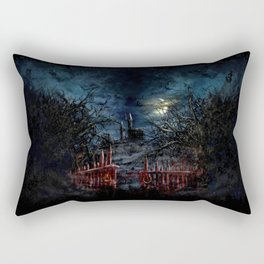 Castlevania: Vampire Variations- Gates Rectangular Pillow