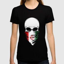 Iran Skull T Shirt - Iran T-shirt