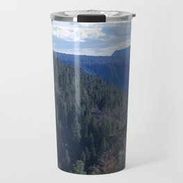 The Sea of trees Travel Mug