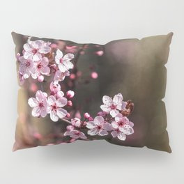 pink blossoms Pillow Sham