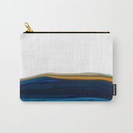Marble Agate Carry-All Pouch