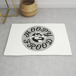 Hitchhiker's Guide Hoopy Frood Towel Supply Co. by WIPjenni Rug