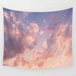 Skies Wall Tapestry
