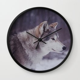 Cana Portrait Wall Clock