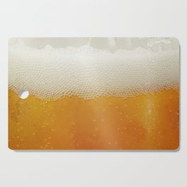 Beer Bubbles Cutting Board