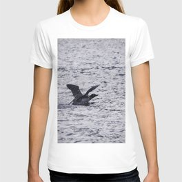 Loon Landing T-shirt