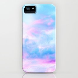 Clouds Series 2 iPhone Case