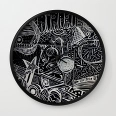 CI-Tens Wall Clock
