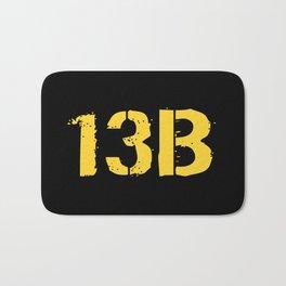 13B Cannon Crewmember Bath Mat