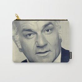 Robert Mandan, Vintage Actor Carry-All Pouch