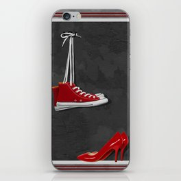 Shoes for every occasion iPhone Skin
