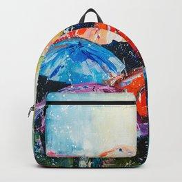 RAIN,RAIN,RAIN... Backpack