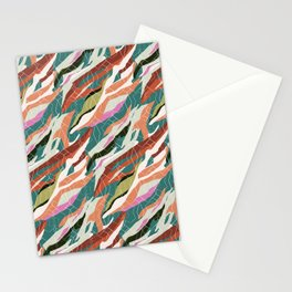 Gorgeous Blue Military Stationery Cards