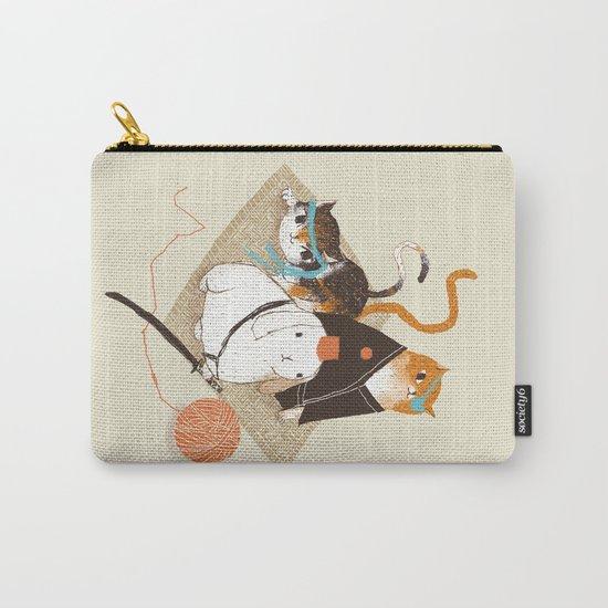 samurai's Carry-All Pouch