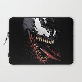 Splatter tongue Laptop Sleeve