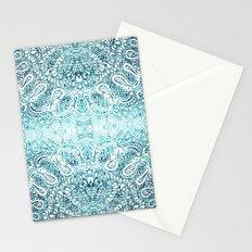 Mehndi Ethnic Style G367 Stationery Cards